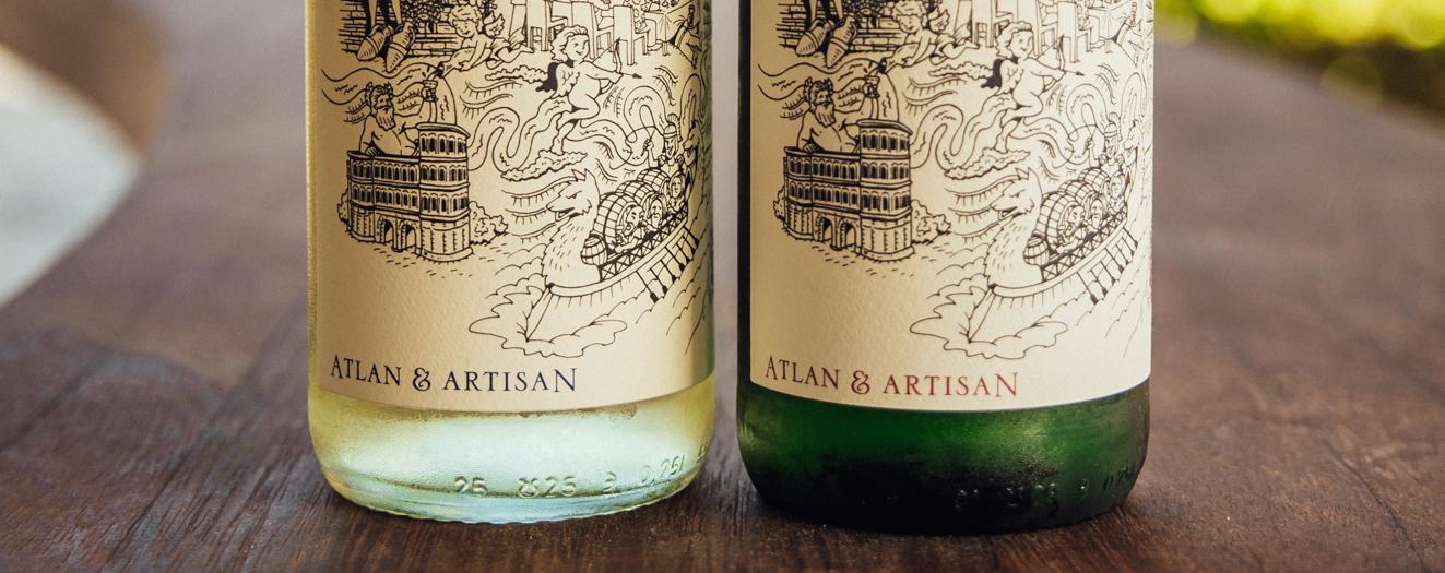 Atlan & Artisan Mosel Weißwein Sebastian Keller