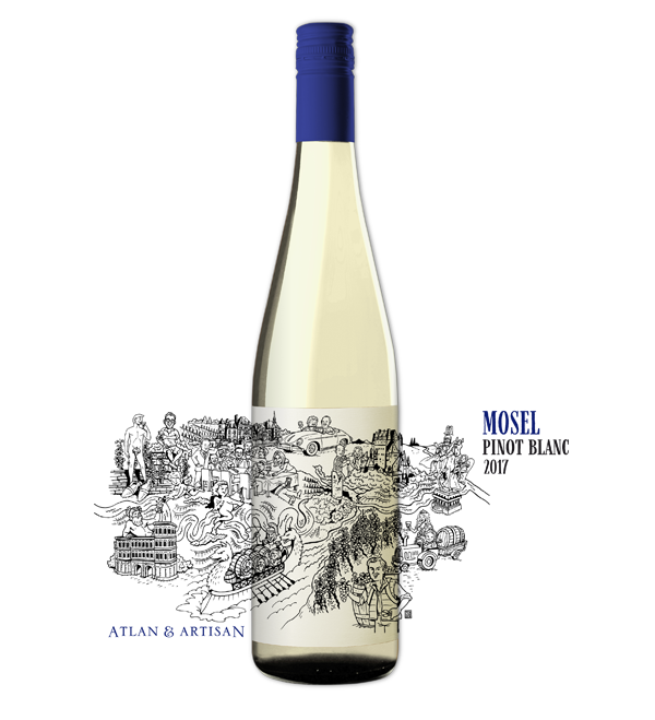 Mosel Pinot blanc 2017